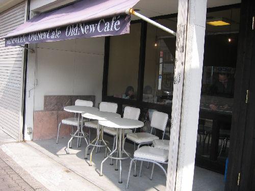 ロマンチック函館リベンジおひとり旅行♪ その10「 Old New Cafe」_f0054260_98924.jpg