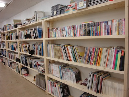 梯子外された感否めないー横浜トリ市民アーカイブプロジェクト「わたし、ひとりになっても続けます」3/13~_e0149596_2218018.jpg