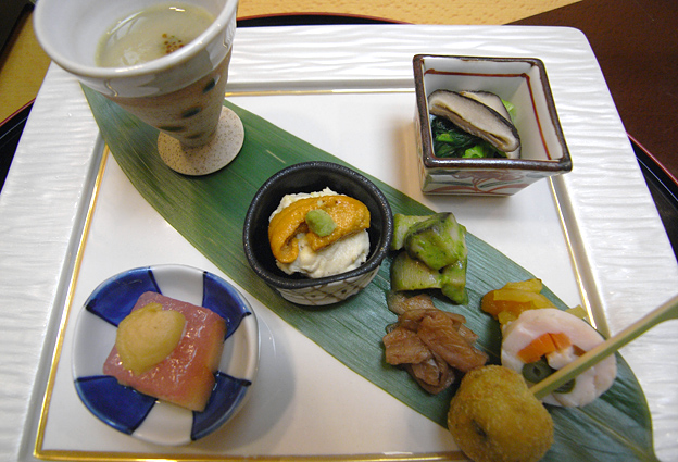 2010/01/03 信州 松本 浅間温泉 貴祥庵 お食事_a0102098_816554.jpg