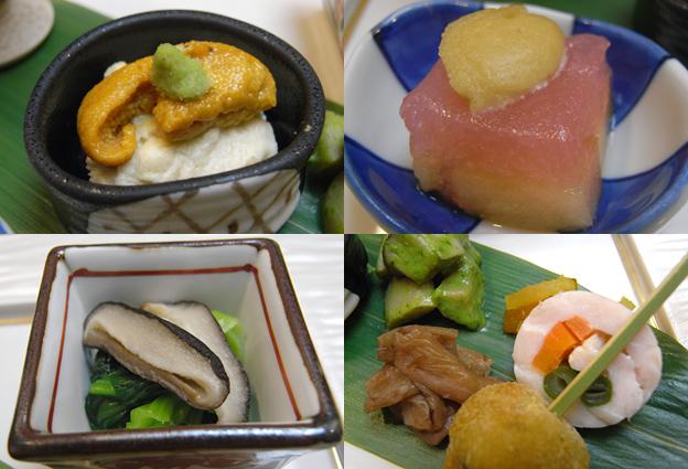 2010/01/03 信州 松本 浅間温泉 貴祥庵 お食事_a0102098_827626.jpg