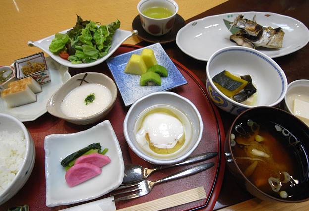 2010/01/03 信州 松本 浅間温泉 貴祥庵 お食事_a0102098_9305933.jpg