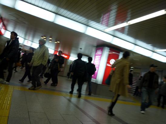 day hard #4 ― 御堂筋線 ―_f0155808_23474068.jpg