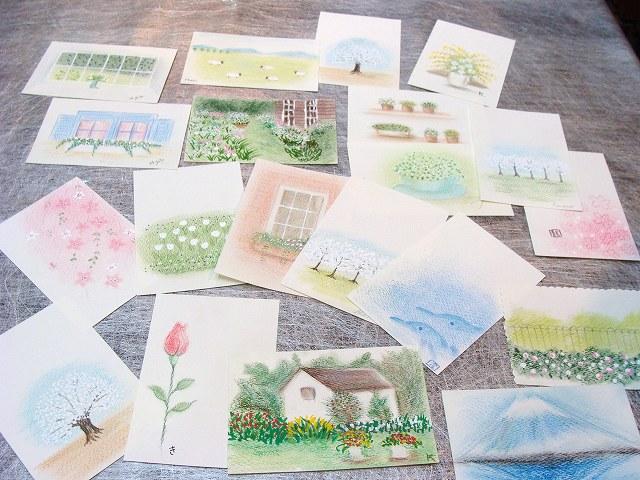 春のパステル画_f0223914_121256100.jpg