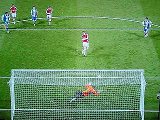 アーセナル×ポルト UEFAチャンピオンズリーグ 09-10 1/16ファイナル 2ndレグ_c0025217_201154100.jpg