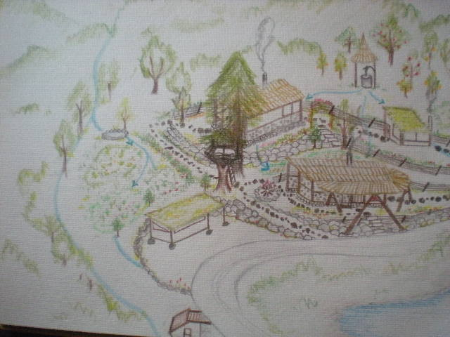 green green villageの「イメージ画」完成!!_a0125419_15452244.jpg