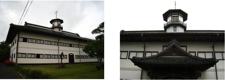松本・上高地編(17):旧山辺学校・旧制松本高等学校(09.5)_c0051620_6863.jpg