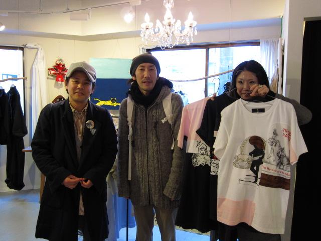 POTTO 山本さん来店_f0170424_850233.jpg