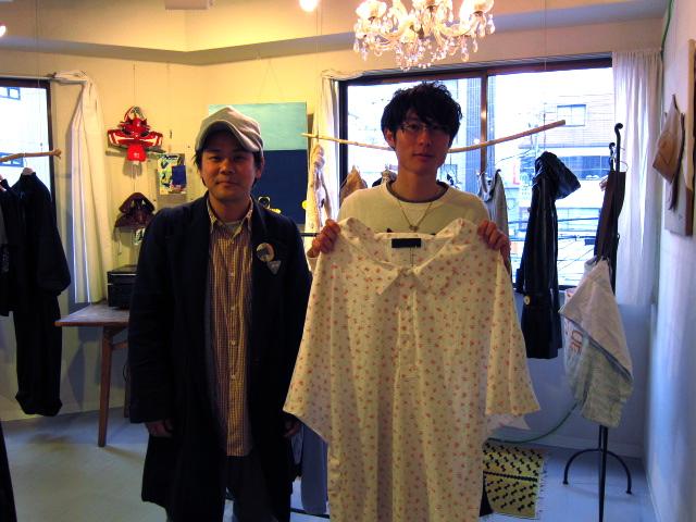 POTTO 山本さん来店_f0170424_8523188.jpg