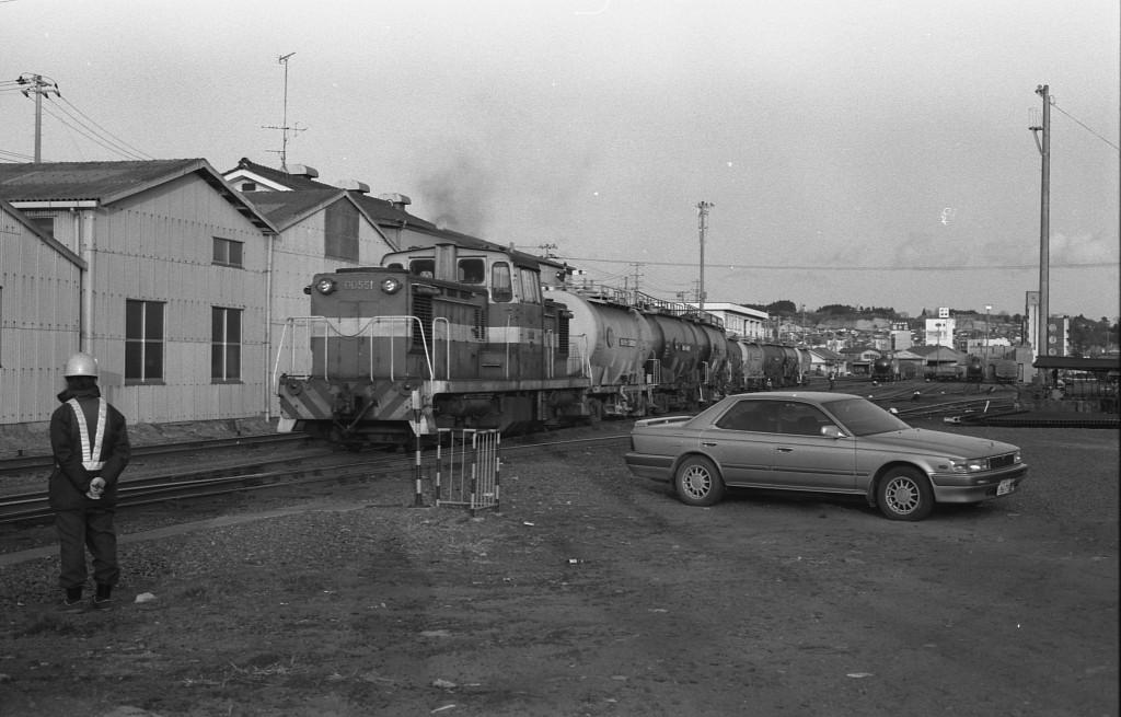 1992年2月 福島臨海鉄道その2 小...