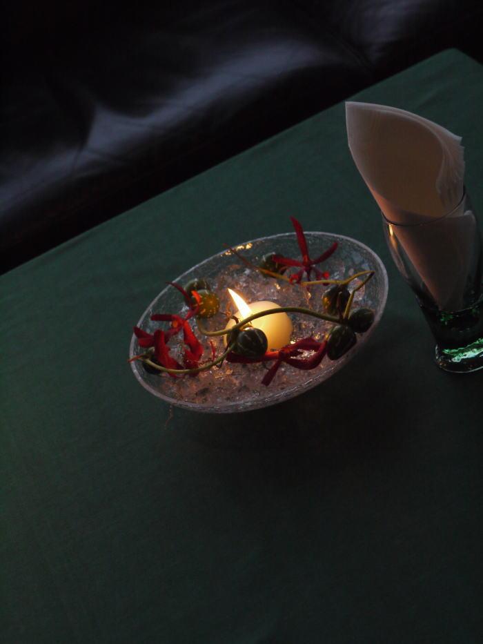 シェ松尾天王洲倶楽部様の装花 アンスリューム_a0042928_23164342.jpg
