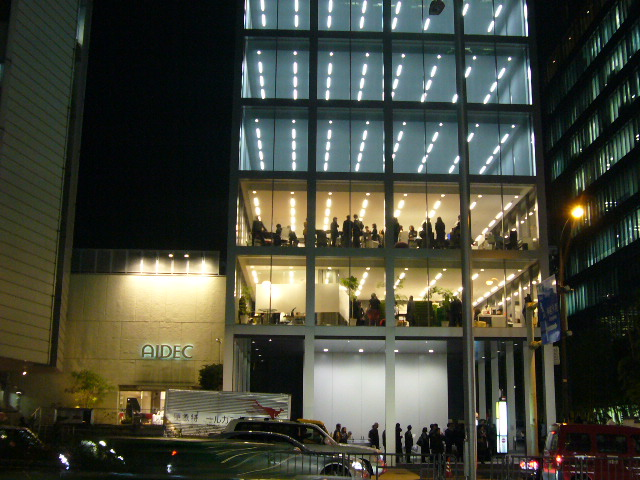 インター・オフィスの大移動ー外苑前のシンボルに_a0116902_1495422.jpg