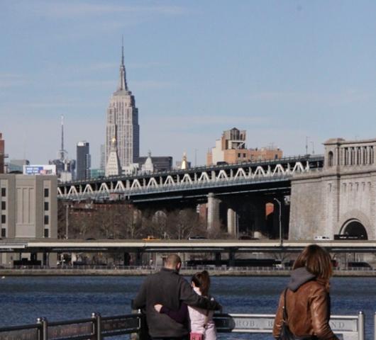 ブルックリン・ブリッジのボードウォーク_b0007805_12583417.jpg