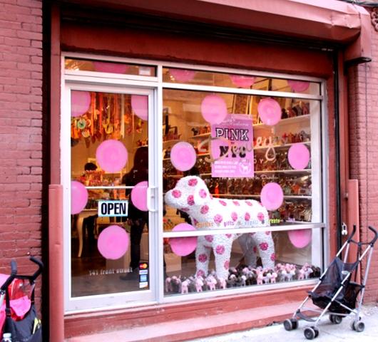 DUMBOにできた可愛いキャンディー屋さん、DEWEY\'S CANDY_b0007805_22332459.jpg