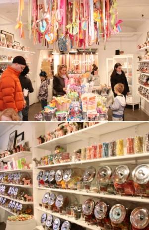 DUMBOにできた可愛いキャンディー屋さん、DEWEY\'S CANDY_b0007805_22335512.jpg