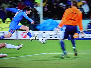 フィオレンティーナ×バイエルン UEFAチャンピオンズリーグ 09-10 1/16ファイナル 2ndレグ_c0025217_14112112.jpg