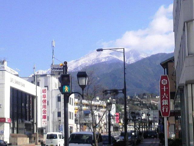 恵那山の雪化粧再び…_f0151639_15115612.jpg