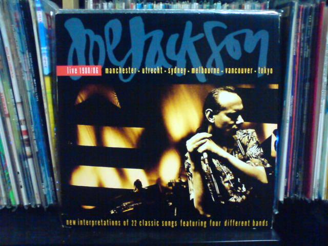 Live 1980/86 / Joe Jackson_c0104445_22131350.jpg