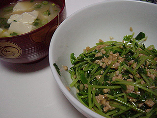 鶏むね肉のごま炒め_c0025217_114931.jpg