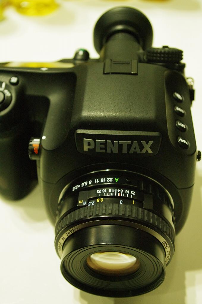 ついにPENTAX 645D(デジタル)デビュー_f0050534_8201514.jpg