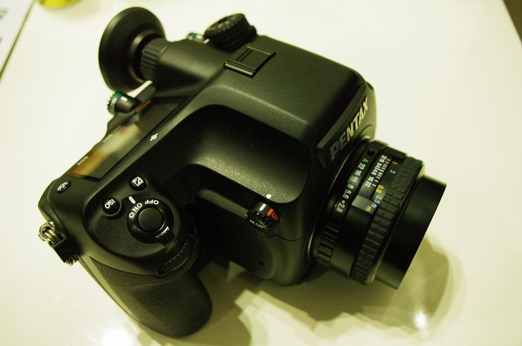 ついにPENTAX 645D(デジタル)デビュー_f0050534_8205077.jpg