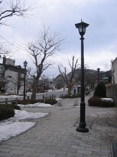 ロマンチック函館リベンジおひとり旅行♪ その12「素敵カフェで読書♪Cafe mountain BOOKs」_f0054260_8433748.jpg