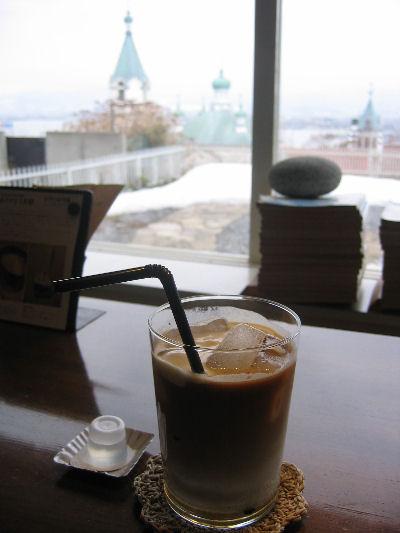 ロマンチック函館リベンジおひとり旅行♪ その12「素敵カフェで読書♪Cafe mountain BOOKs」_f0054260_9153598.jpg