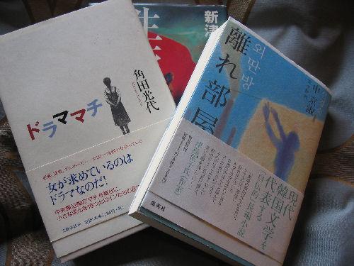 ロマンチック函館リベンジおひとり旅行♪ その12「素敵カフェで読書♪Cafe mountain BOOKs」_f0054260_975348.jpg