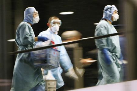 H1N1新型インフルエンザセミナー 東京マイクロスコープ顕微鏡歯科治療_e0004468_7334987.jpg