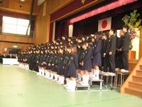 息子が中学を卒業しました_c0133503_1412342.jpg