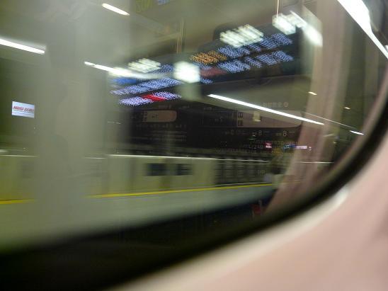 day hard #8 ― 夜の車窓 ―_f0155808_23383722.jpg