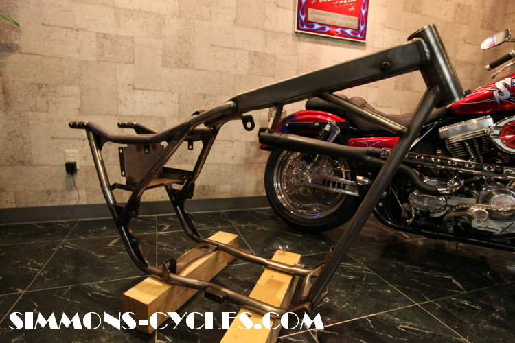 CHOPPER GUYS FXR FRAME!_f0186648_18424528.jpg
