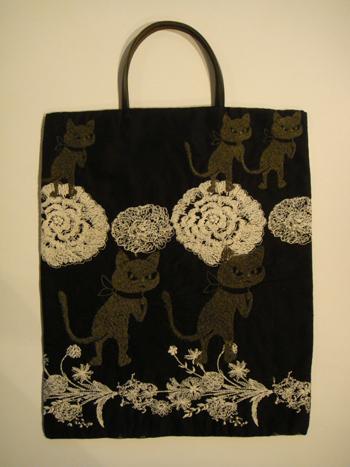 【刺繍バック】「魔法の森のクロッチ」 販売終了_f0193056_144229.jpg