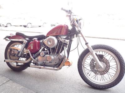 本日のバイク!!パートⅡ_f0194657_171226.jpg