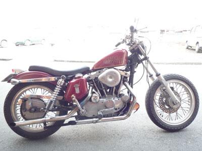 本日のバイク!!パートⅡ_f0194657_1713596.jpg