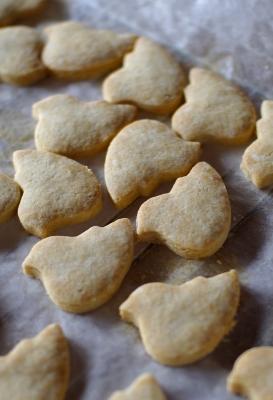 畑の落花生で、キャラメルナッツクッキーを作る_c0110869_23143488.jpg