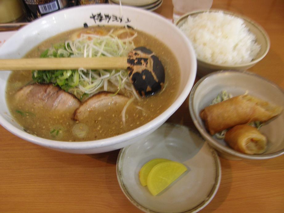 博多ラーメンげんこつ 川西店_c0118393_12541483.jpg