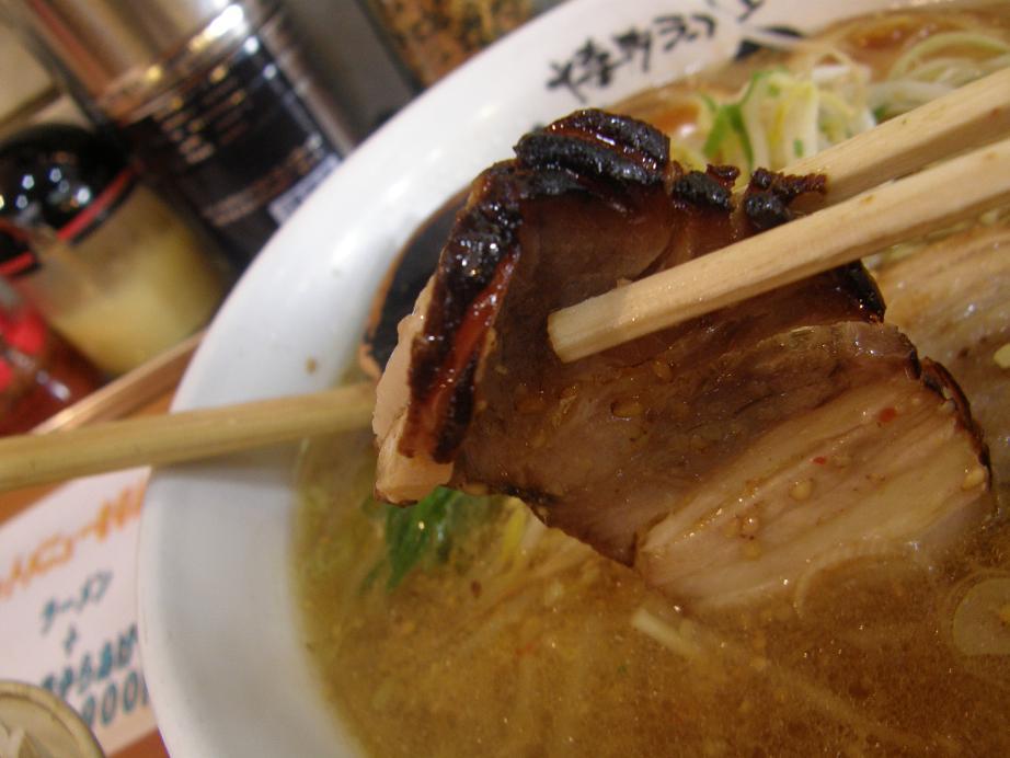 博多ラーメンげんこつ 川西店_c0118393_12575170.jpg
