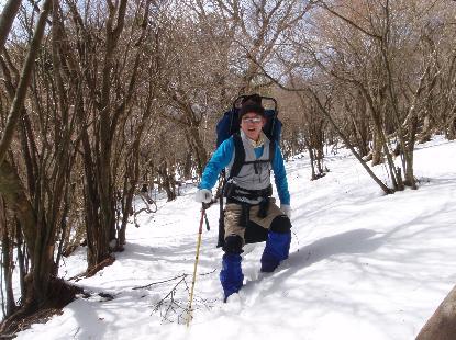 雪中登山_e0077899_435107.jpg