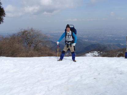 雪中登山_e0077899_4352972.jpg