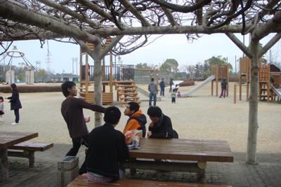 伊勢の大仏山公園に遊びに行きました!_a0154110_853283.jpg