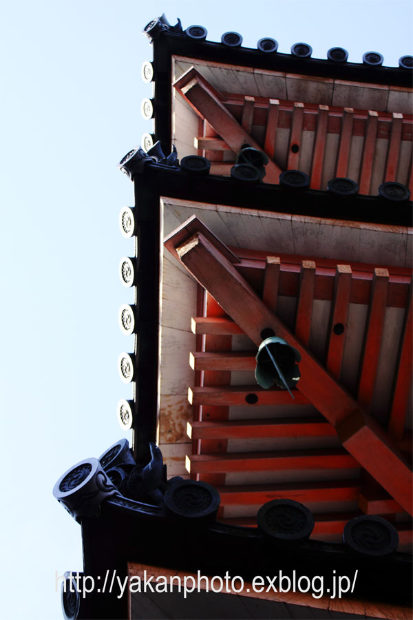 京都研修旅行 ~屋根、鬼瓦撮影記~ 清水寺編_b0157849_19315438.jpg