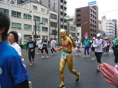 東京マラソン ~ゴールドマン ...