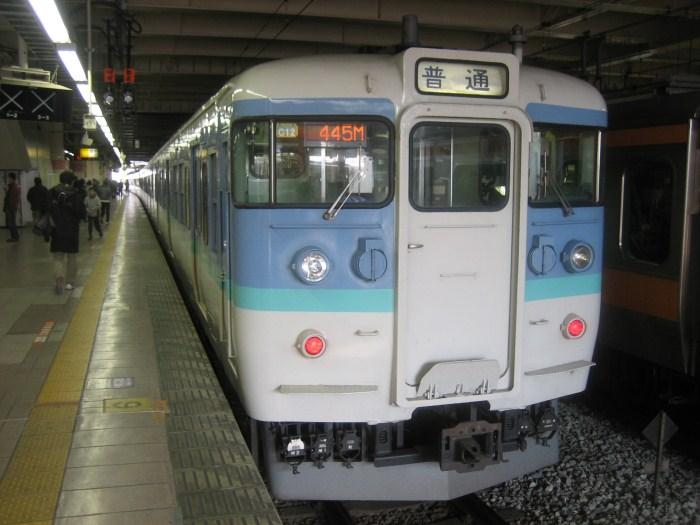 東京の115系_e0120143_22473367.jpg