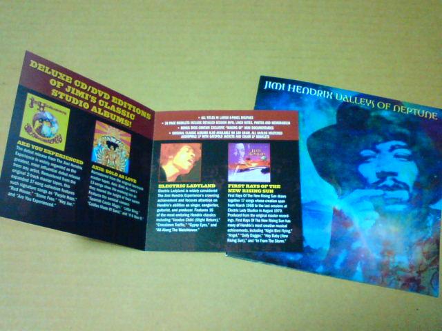 昨日到着CD 〜 Valley Of Neptune / Jimi Hendrix_c0104445_2051338.jpg