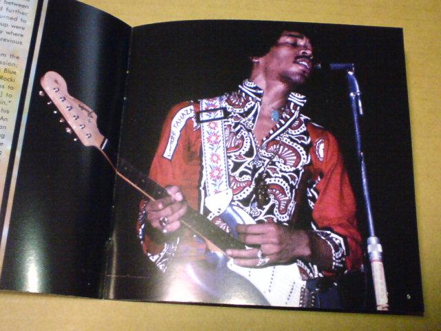 昨日到着CD 〜 Valley Of Neptune / Jimi Hendrix_c0104445_20515052.jpg
