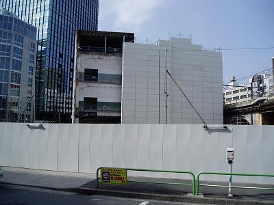 さよなら交通博物館 建物の解体状況(4)_f0030574_23565283.jpg