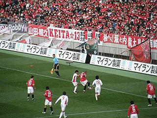 浦和レッズ×FC東京 2010 J1第2節_c0025217_17135948.jpg