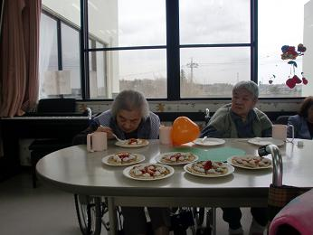 ホットケーキ祭り②_e0164724_21112299.jpg