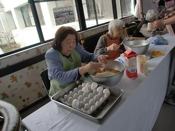 ホットケーキ祭り①_e0164724_2174418.jpg