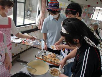 ホットケーキ祭り①_e0164724_2175452.jpg